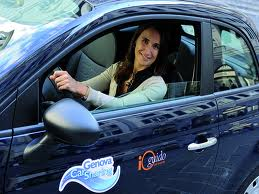 ICS Car sharing genova