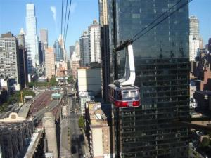 Roosevelt Island Aerial tramway in New York